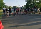 """Znotiņš un Irbe ātrākie skrituļslidošanas sprintā """"Skibox balva"""" 2.posmā"""