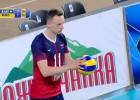 Video: Latvijas izlasei uzvara četros setos un Eiropas līgas bronzas medaļas
