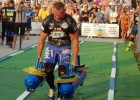 Spēkavīrs Rozentāls izcīna ceturto vietu Eiropas čempionātā