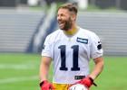 Edelmans tiesāsies ar NFL