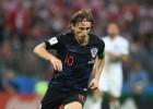 """Modričs: """"Britu mediju attieksme mūs motivēja spēlē pret Angliju"""""""