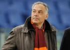 """Par tiesnešu kritizēšanu UEFA uz trim mēnešiem diskvalificē """"Roma"""" īpašnieku"""