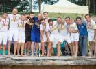 Noslēdzies Latvijas čempionāts pludmales futbolā