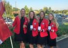 Latvijas dāmas zaudē Eiropas komandu golfa čempionāta finālā