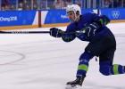 Phjončhanas spēlēs dopingu lietojušajam slovēņu hokejistam astoņu mēnešu diskvalifikācija