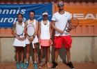 Latvijas jaunajām tenisistēm otrā vieta Eiropas Nāciju kausā