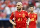 Ceturtais visu laiku rezultatīvākais Spānijas izlases futbolists Silva aiziet no valstsvienības