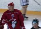 "Video: Ķēniņš iemet pret ""La Chaux-de-Fonds"""