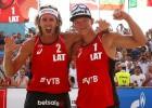 Pasaules čempionātā Hamburgā Latviju pārstāvēs trīs dueti