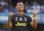 """Ronaldu A Sērijas debijā """"Juventus"""" atspēlējas un beigās tomēr izrauj uzvaru"""