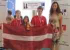 Latvijas jaunajiem šahistiem trīs vietas desmitniekā Eiropas Savienības čempionātā