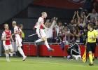 """""""Ajax"""" puslaikā sakauj """"Dynamo"""", """"MOL Vidi"""" un AEK spēlē divi apšaubāmi noraidījumi"""
