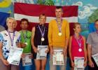 Latvijai medaļu birums Eiropas čempionātā rogainingā