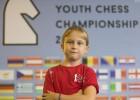 Trīs Latvijas šahistes Rīgā iekļūst Eiropas jaunatnes čempionāta divdesmitniekā