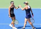 """Sevastovai """"US Open"""" dubultspēļu turnīrs beidzas ceturtdaļfinālā"""