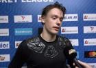 Video: Šilovs: ''Vienmēr var labāk, bet galvenais ka vārti palika neskarti''