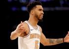 """Ņujorkas """"Knicks"""" aizsargs Kortnijs Lī noliedz baumas par vēlmi tikt aizmainītam"""