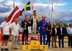 Lijcs trešo gadu pēc kārtas kļūst par pasaules vicečempionu F4 ātrumlaivām