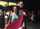 Latvijas pāri astotdaļfinālā pasaules čempionātā Latīņamerikas dejās