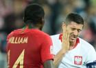 Portugāļu Silvas viesos pārspēj Poliju, Lietuvai ļoti rūgta neveiksme