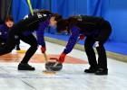 Ālandu salu kērlinga turnīrā startēs divas Latvijas sieviešu komandas, skaties spēles tiešraidē