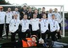 """Kuldīgas """"Nikers"""" izcīna trešo vietu 6x6 Čempionu līgā futbolā"""