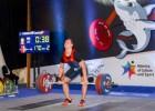 Svarcēlājs Griškovs astotais Eiropas U23 čempionātā