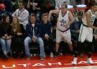 """Video: NBA jocīgākajos momentos arī kustīgs """"Jazz"""" fans"""