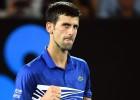 Džokovičs pusfinālā grauj vēl iespaidīgāk nekā Nadals