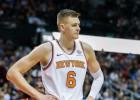 """""""Knicks"""" vērtība <i>Porziņģa ērā</i> pieaug no 3,0 līdz 4,0 miljardiem ASV dolāru"""