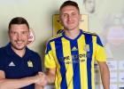 """No """"Ventspils"""" pārgājis futbolists kļuvis par pirmo krievu Ukrainas čempionātā kopš 2014. gada"""