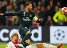 """UEFA uzsāk izmeklēšanu par Ramosa nopelnīto brīdinājumu pret Amsterdamas """"Ajax"""""""