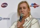 """Navratilova: """"Transpersonu piedalīšanās sieviešu sportā ir krāpšanās"""""""