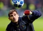 """Kasiljass pagarina līgumu un vēlas """"Porto"""" spēlēt līdz karjeras beigām"""