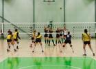 Latvijas čempionāta ceturtdaļfinālā trijos setos uzvar tikai RVS volejbolistes