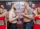 Kambalam Arēnā Rīga atgriešanās cīņa profesionālajā boksā