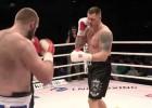 Video: Kambala atgriešanās cīņā darbojas centīgi un nokautē baltkrievu