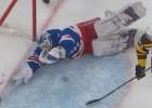 Video: NHL nedēļas atvairījumu topā triumfē Lundkvists