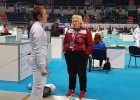 Paukotājam Loginovam 48. vieta pasaules kadetu čempionāta sacensībās ar špagu