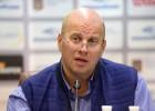 Latvijas pretinieces Spānija un Ukraina pieteicas rīkot nākamo Eiropas čempionātu