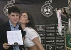 Video: Seksīgās meitenes karstākie momenti izlozē pie lietuviešiem