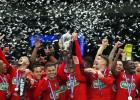 Sliktākā sezona sešos gados: aizraujošā finālā PSG pendelēs paliek arī bez Francijas kausa