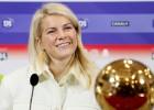 """""""Ballon d`Or"""" ieguvēja atsakas spēlēt Norvēģijas izlasē Pasaules kausā"""