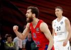 CSKA atspēlējas no -14, sabojā Laso atgriešanos Vitorijā