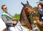 Uz Olimpiādi pretendējošā Neretnieka zirgs iekļuvis starp 100 pelnošākajiem pasaulē (+foto)