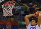 Francijas kandidātos Pasaules kausam pieci NBA spēlētāji ar Gobēru priekšgalā