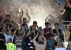 UEFA izvirza Latvijai apsūdzības par rasisma izpausmēm spēlē pret Izraēlu