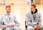 Aizritējusi Jāņa Timmas otrā rīkotā nometne jaunajiem basketbola talantiem