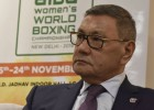Pretrunīgi vērtētais Rahimovs oficiāli aiziet no Starptautiskās Boksa asociācijas prezidenta amata