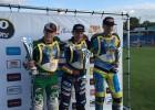 """Francis Gusts - otrais Gdaņskā, """"Loko"""" juniori - 7. vieta Ostruvā"""